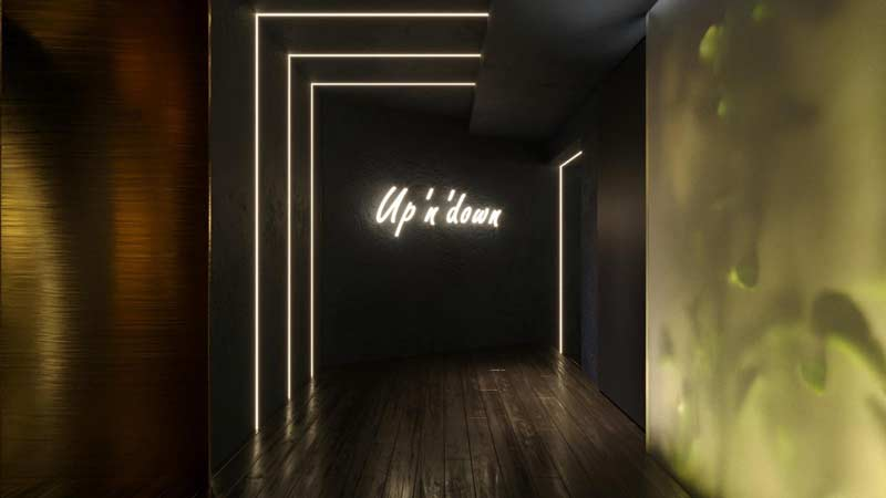 Klub Up n Down - provod u centru Beograda